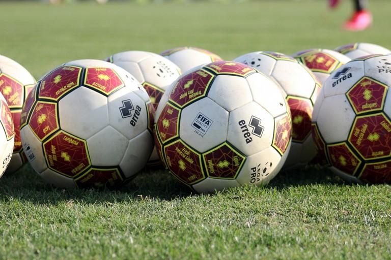 pallone serie c lega pro
