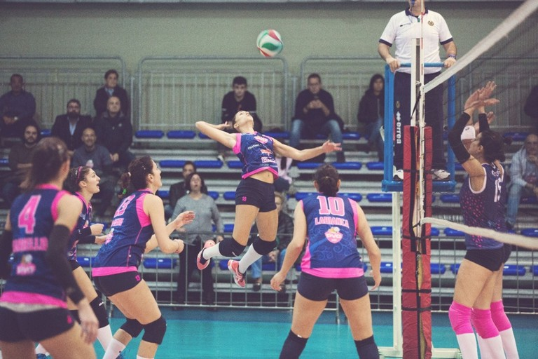 Pharma Volley Giuliani Bari