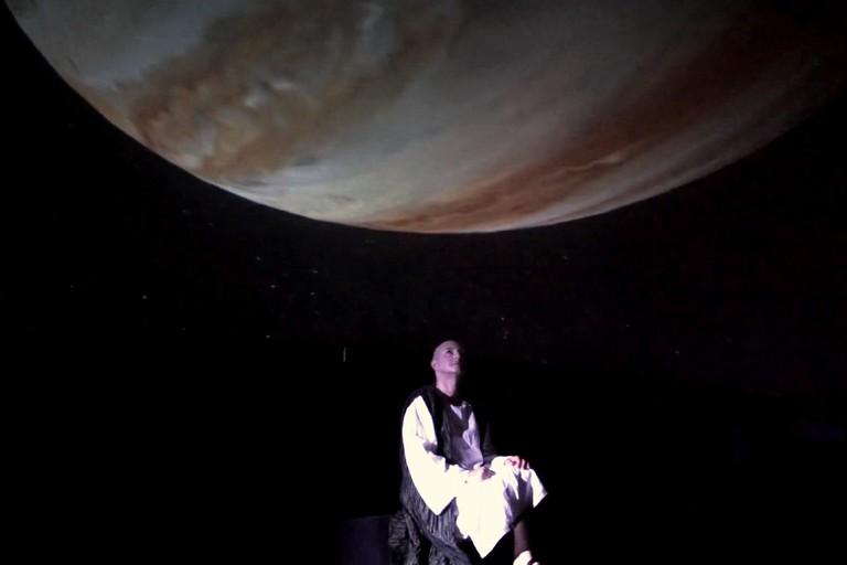 Planetario di Bari Gianluigi Belsito