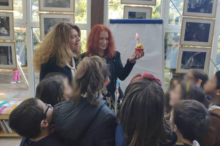 Il compleanno della Biblioteca dei Ragazzi/e. <span>Foto Elga Montani</span>