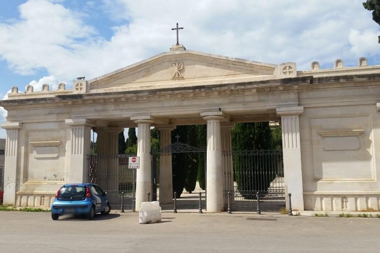Il cimitero monumentale di Bari