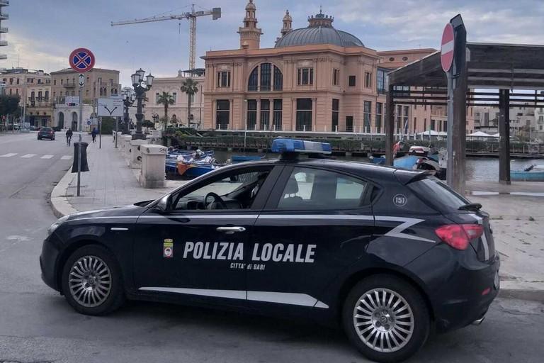 polizia locale bari
