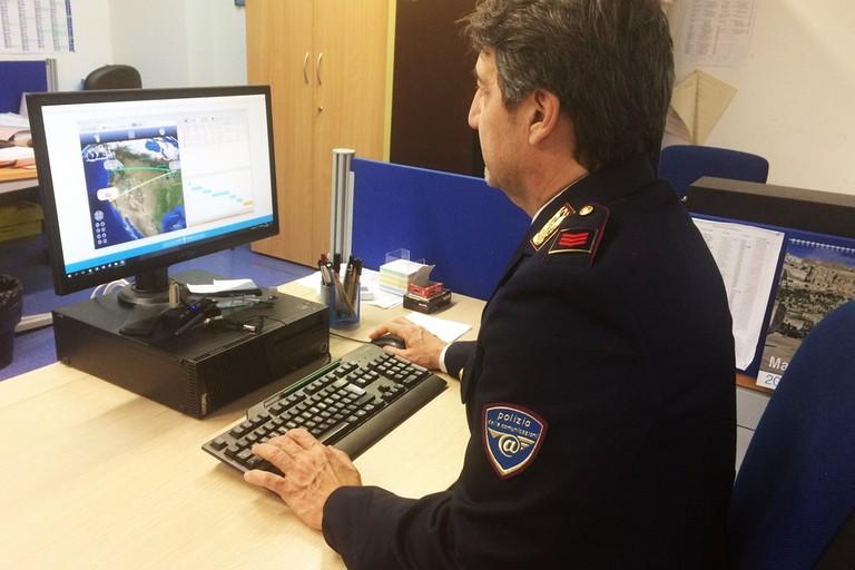 polizia postale bari