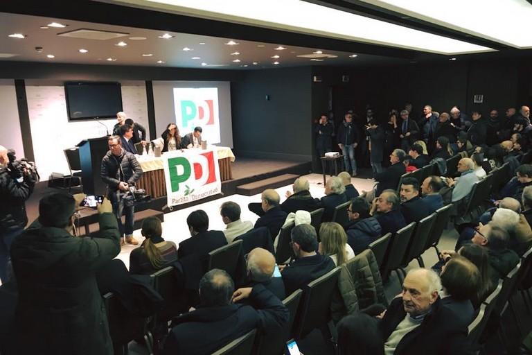 Presentazione Candidati PD