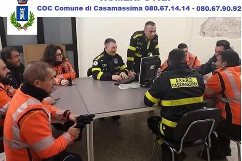 protezione civile casamassima