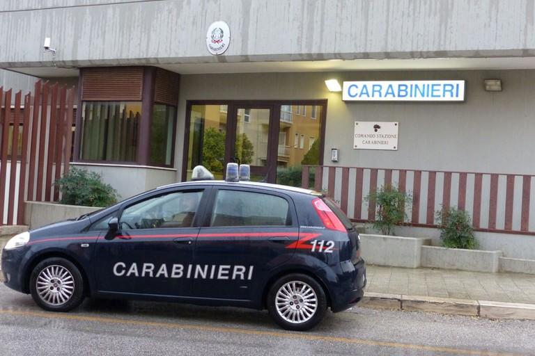 carabinieri putignano