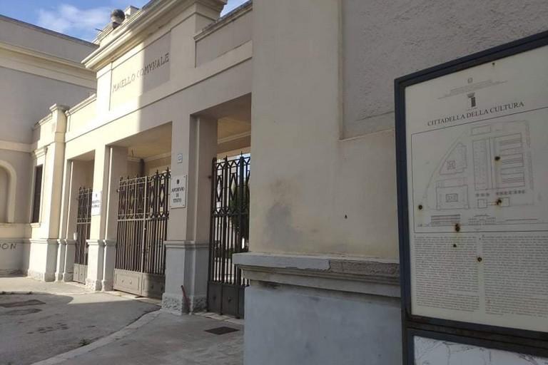 La biblioteca nazionale di Bari