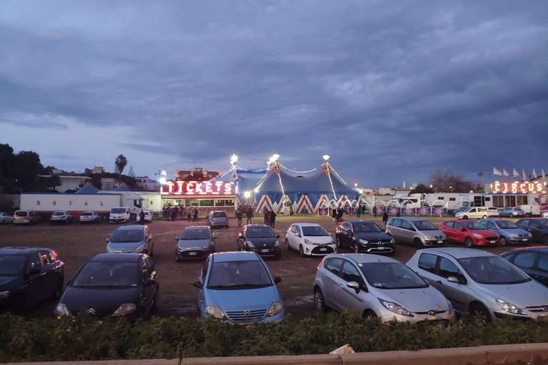 Il circo a Bari