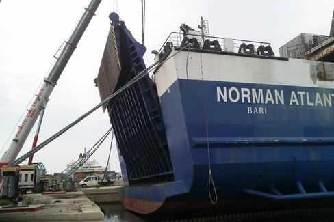 relitto norman atlantic