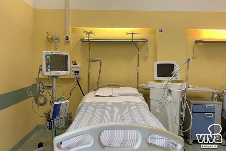reparto covid policlinico