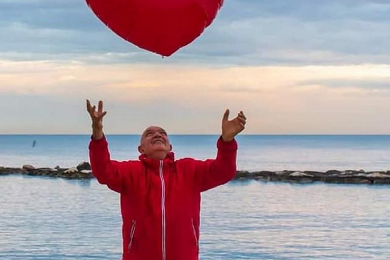 Rocco Biscione. <span>Foto Pagina Facebook Uisp Bari</span>