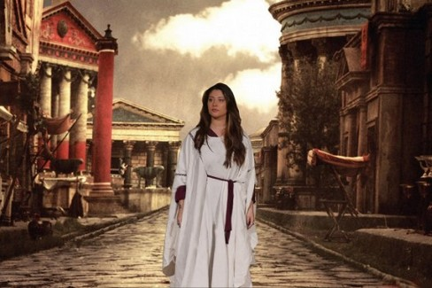 Roma spogliata