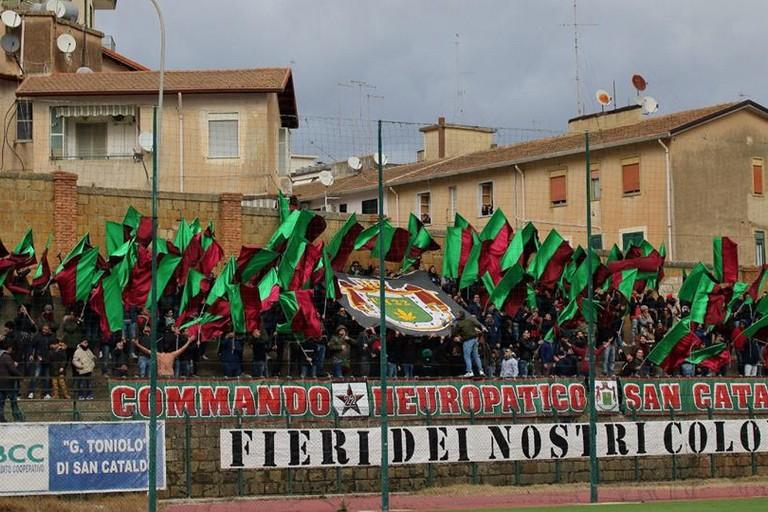 Sancataldese Bari. <span>Foto Sancataldese calcio</span>