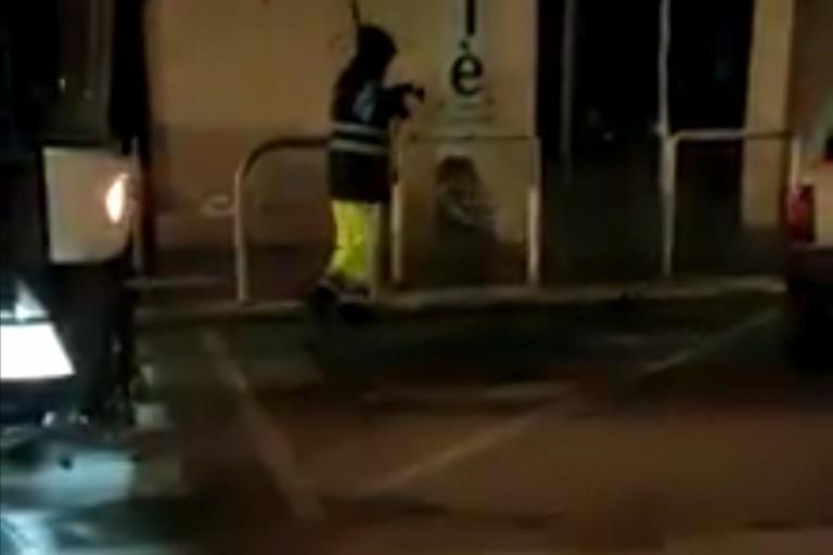 sanificazione strade bari
