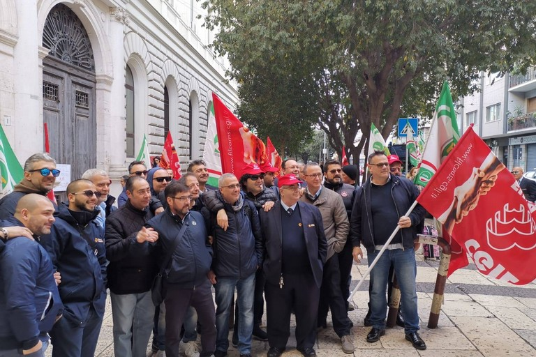 sciopero portieri universita