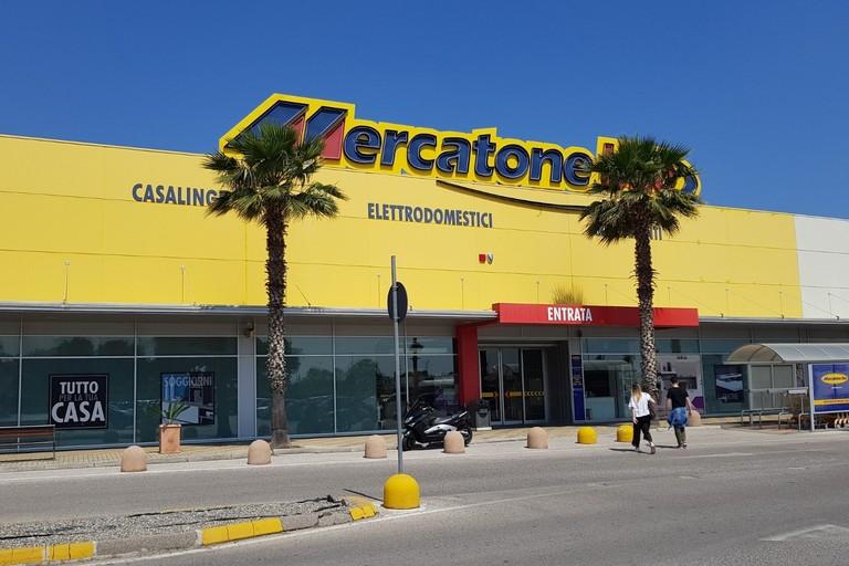 Il Mercatone Uno a Barimax