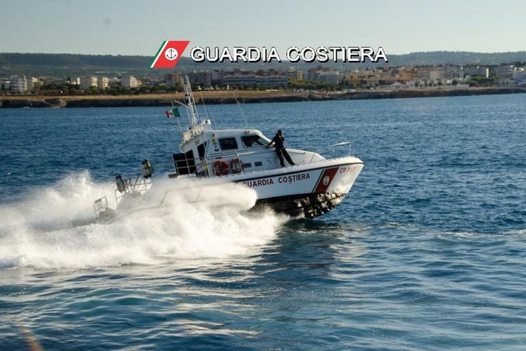 La guardia costiera di Bari