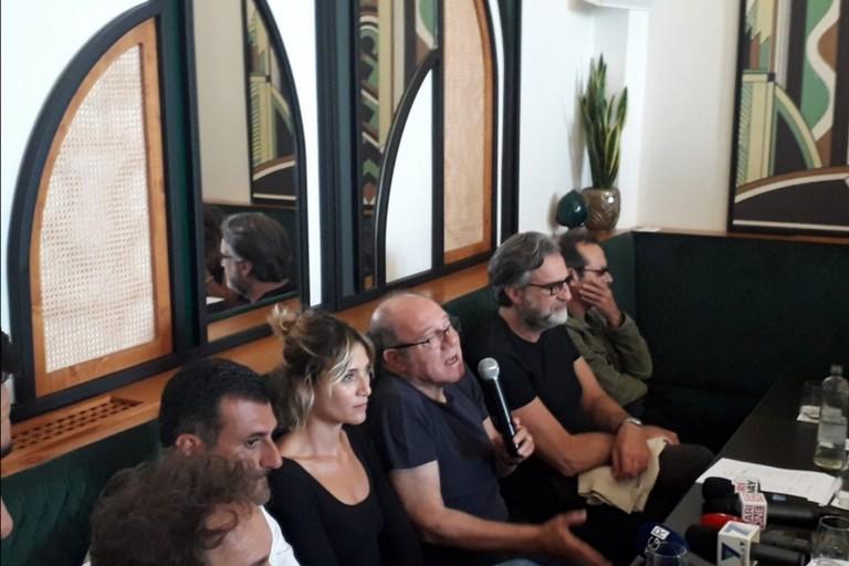 Carlo Verdone presenta il suo nuovo film a Bari