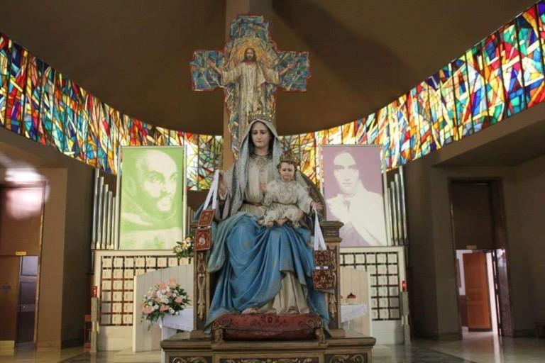 Parrocchia Santa Maria del Monte Carmelo