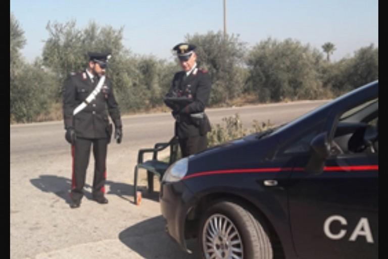 Carabinieri arrestato prostituzione