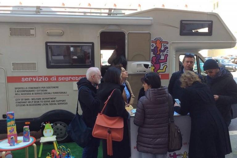 segretariato sociale on the road