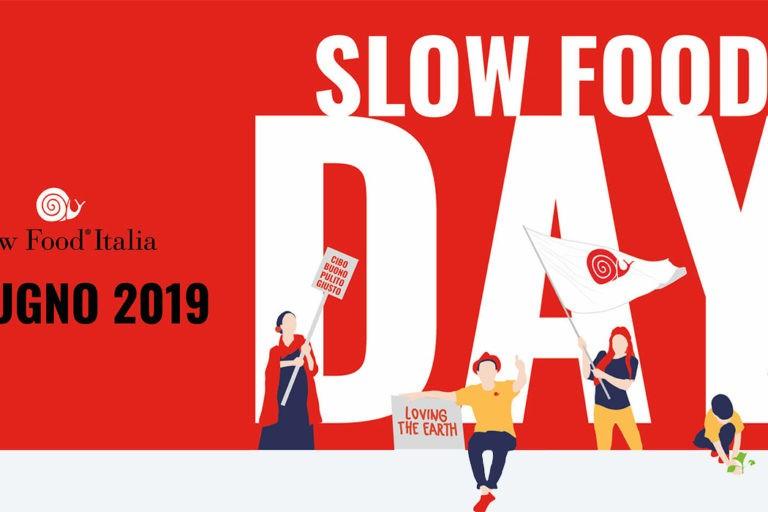 Risultati immagini per slow food day 2019