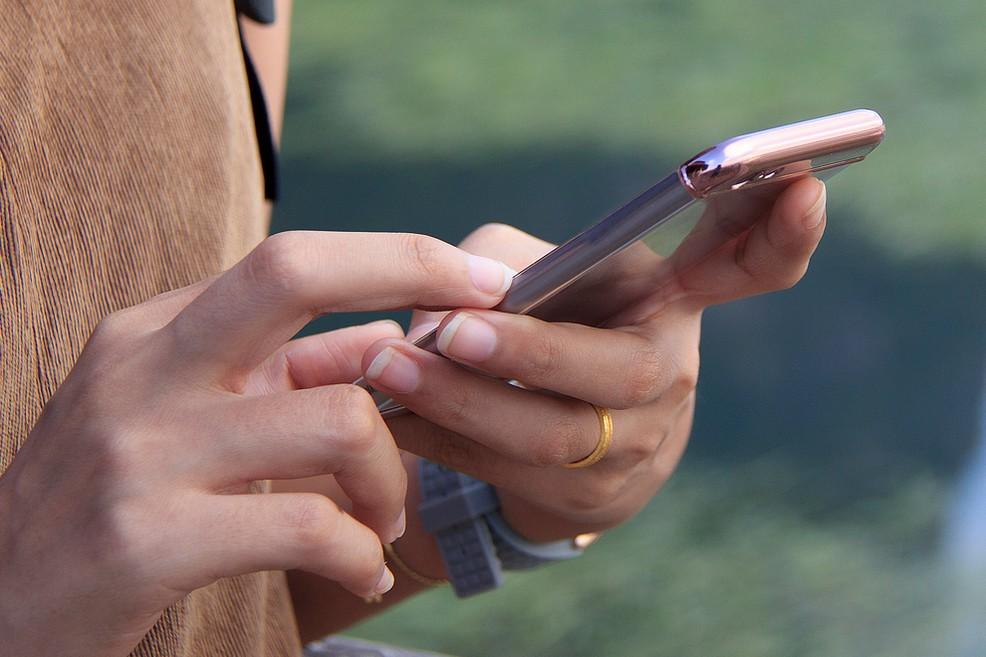 Un cellulare