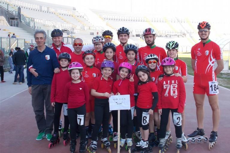 Team Corsa CUS Bari