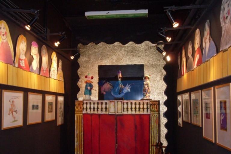Teatro Casa di Pulcinella