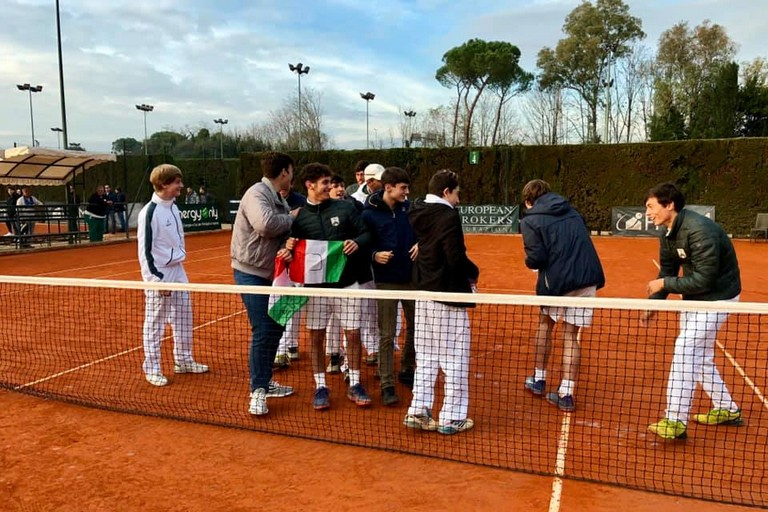 tennis club parioli. <span>Foto federtennis lazio</span>