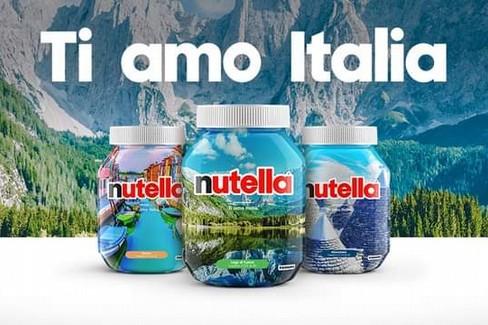 ti amo italia nutella alberobello