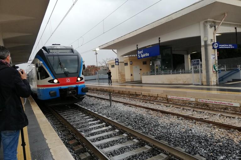 treno foggia bari ferrovie gargano