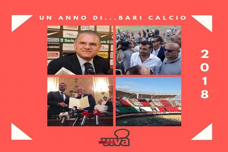 Un anno di Bari Calcio