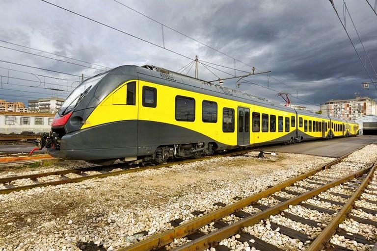 Un treno di Ferrotramviaria