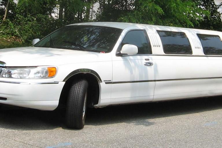 Una limousine