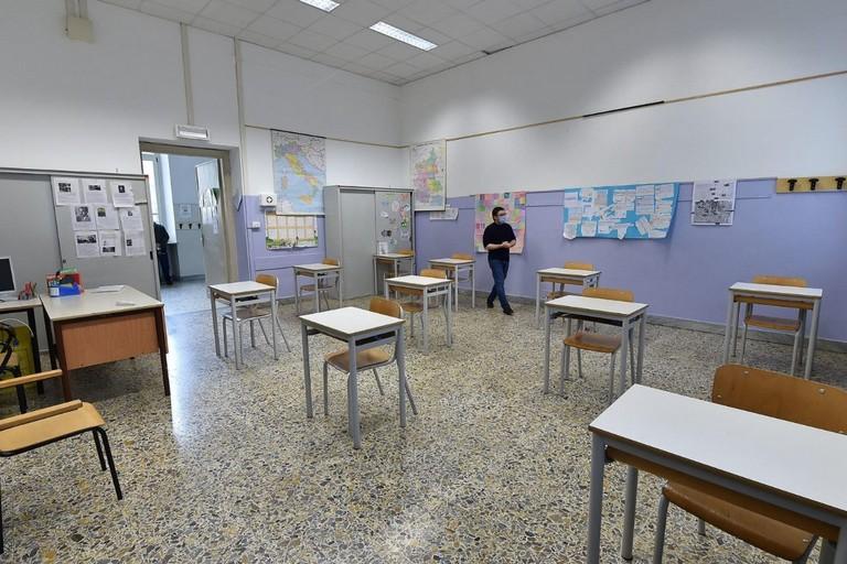 Una scuola post Covid