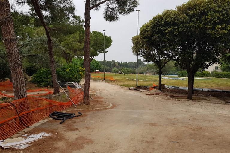 Uno dei parchi in citt