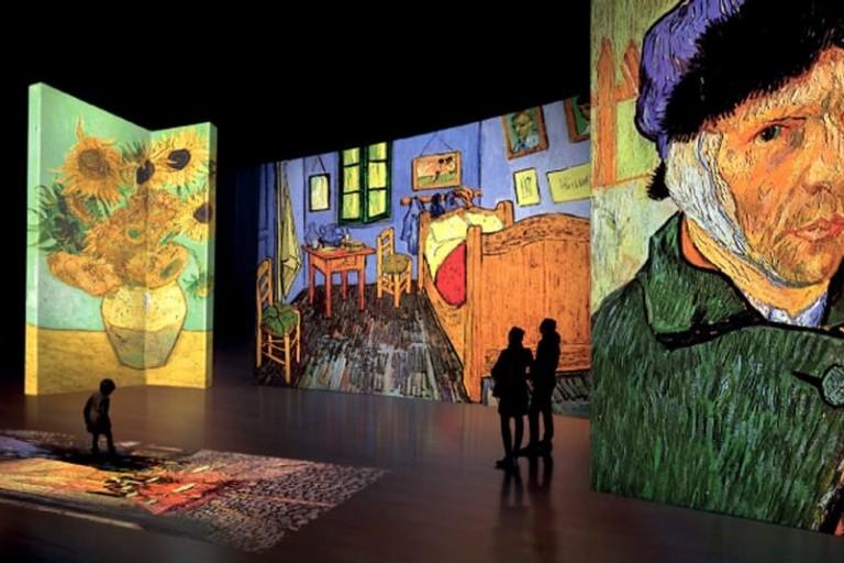 La mostra su Van Gogh