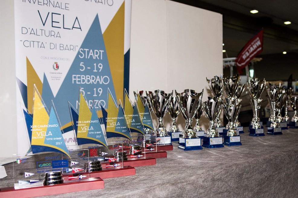 Campionato Invernale Vela d'Altura Città di Bari
