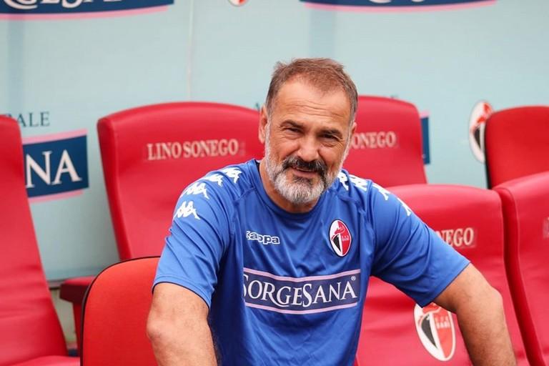 vincenzo vivarini. <span>Foto Ssc Bari</span>
