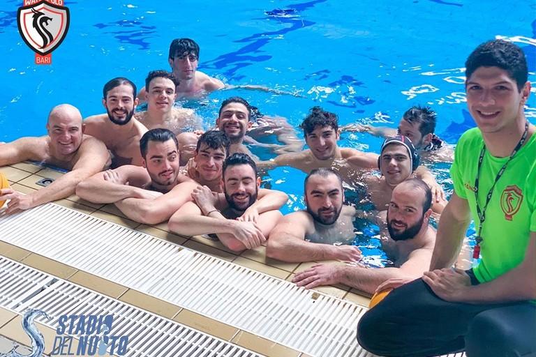 wateropolo bari