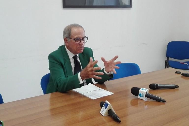 SALERNITANA: Lotito pensa al Bari, Mezzaroma al timone granata