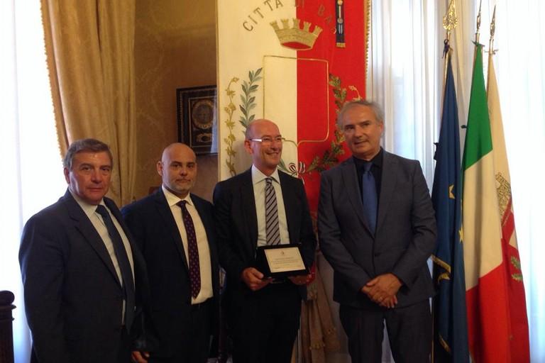 premiazione prof. giorgino