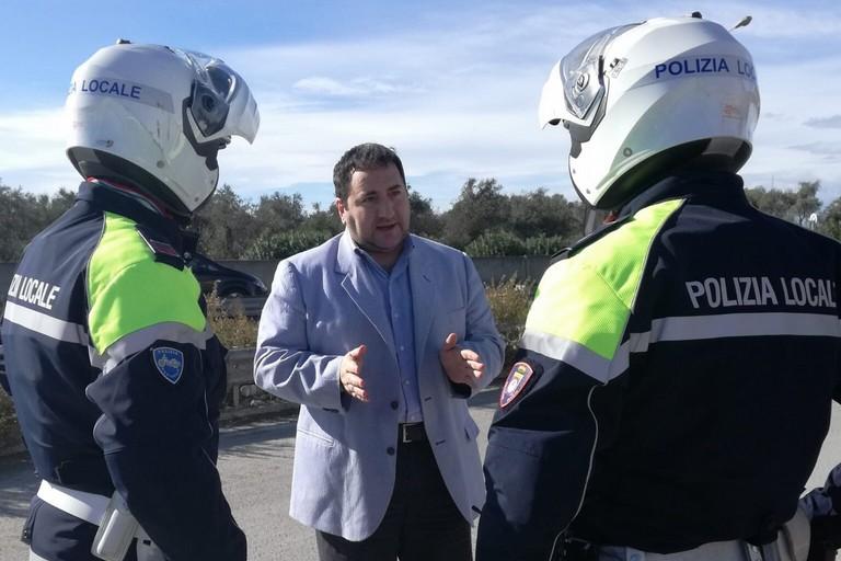 michele caradonna polizia locale