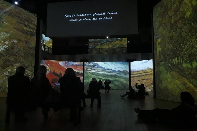 Van Gogh. <span>Foto Guerino Amoruso</span>