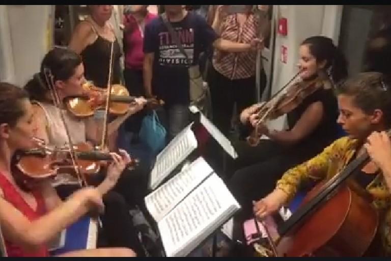 concerto archi metro genova