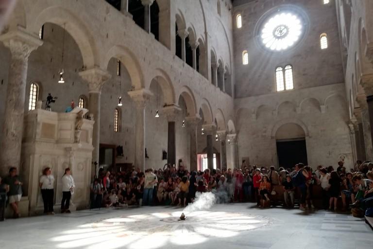 il solstizio d'estate in cattedrale