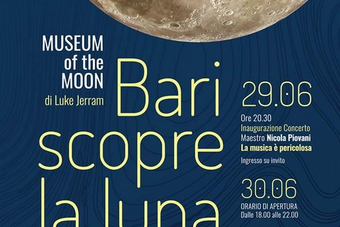 museum of moon al poliba