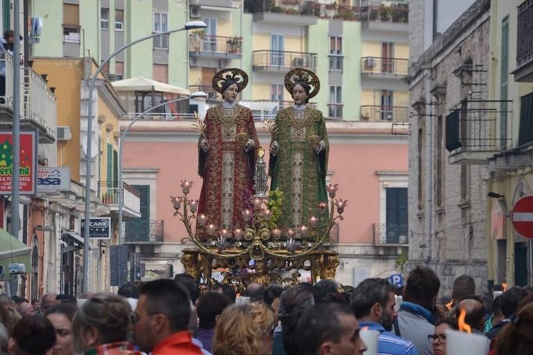 I Santi Medici di Bitonto