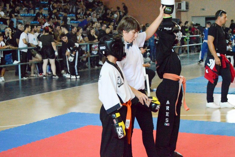 kickboxing campionati regionali trofeo Puglia